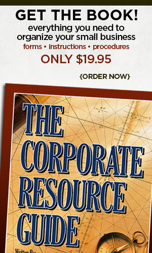 The Corporate Resource Guide - Prepaid legal and small business